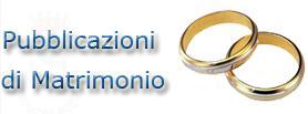 Pubblicazioni di matrimonio
