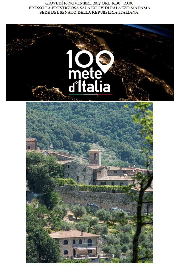 100 METE D'ITALIA - COMUNE DI BASSIANO